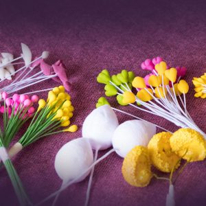 Stamens, Wires & Centres