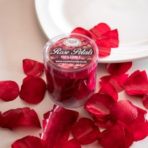 Rose Petals & Assorted Leaves